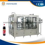 Les boissons gazeuses Machine de remplissage pour les bouteilles PET
