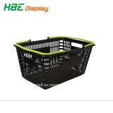 Qualitäts-Kleinmarkt-Plastikeinkaufskorb