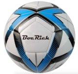 De tamaño oficial 5 4 3 2 1 de cuero cosida a máquina de PVC pelota de fútbol