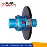 Ts--Sfflansch-flexibler Kiefer-Typ Kupplung für Traktoren