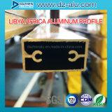 Nordafrika-Aluminiumprofil für Fenster-Tür-Fertigung