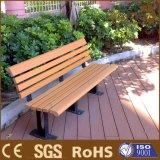 卸し売り庭の家具木製の合成の屋外公園の通りのベンチ