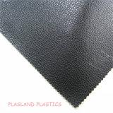 Cuir de sofa de meubles de PVC de cuir artificiel de PVC