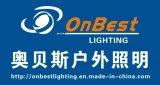 La iluminación al aire libre IP67 9W LED de metro