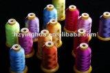 Резьба вышивки моноволокна высокой цепкости 100% Viscose
