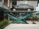 2 Tonne hydraulische 5m Scissor Auto-Aufzug (SJG2-5)