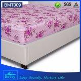 Precio Malasia los 21cm del colchón de la sola base del OEM Comprerssed altos con el resorte resistente de Bonnell