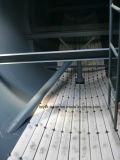 ISO CCC одобрил 3 трейлер бака цемента Axles 40cbm навальный