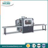 Tipo automático máquina da placa da pintura de pulverização da mobília com controlador do PLC