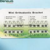 Кронштейны Denrum зубоврачебные ортодонтические сделанные в Китае