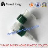 Pompa di plastica della lozione dell'erogatore del sapone liquido dei pp per la bottiglia di vetro