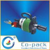 Erdgas-pneumatisches Rohr-abschrägenmaschine