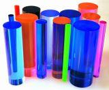 Bulle acrylique Rod d'espace libre acrylique de Rod colorée par approvisionnement d'usine