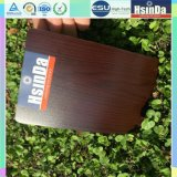 Textura de madera de resina epoxi Textura de transferencia de calor Revestimiento en polvo para puerta de ventana de aluminio