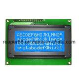특성 LCD 디스플레이 16X4 Stn 황록색 파란 FSTN 포지티브 또는 네거티브
