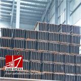 Preço de aço do feixe do material de construção GB/JIS H