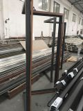 Finestra di vetro fissa personalizzata alta qualità dell'angolo di alluminio