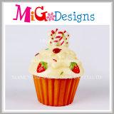 Diseño Cup-Cake para Niñas Material Cerámico Piggy Bank