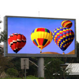 Напольная высокая яркость RGB рекламируя индикацию афиши СИД P10