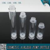 Bottiglia riutilizzabile di plastica libera cosmetica dello spruzzo con Hozzle