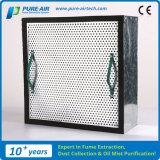 Filtro de aire de China con el filtro de bolso F8 para la purificación del aire de la cortadora del laser del CO2 (PA-1000FS)