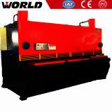 Machine hydraulique de cisaillement de meilleure qualité approuvée des prix de la CE de QC11y