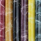 Qualité respirante marbre canapé en cuir synthétique de grain pour (918#)