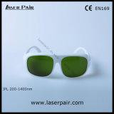 セリウムEn169が付いている200-1400nm IPL機械のためのIPL安全ガラス及びShrの保護Eyewear