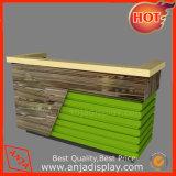 Venta de madera Caja Registradora Checkout mostradores para tiendas