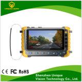 """LCD TFT de 5"""" de testador de CCTV HD Coaxial com entrada HDMI/VGA"""