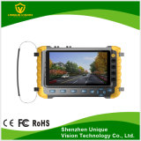 "Testeur CCTV coaxial HD LCD 5 ""avec entrée VGA / HDMI"