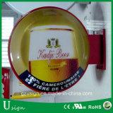 Коробка пива СИД светлая для рекламировать знак