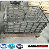 A prueba de calor y desgaste - cesta resistente del bastidor del solenoide de silicona para el horno