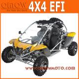 도로 모래 언덕 떨어져 500cc 4X4는 Kart 간다