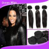 熱い販売の最もよい価格の人間の毛髪結婚式のためのHolesaleの厚く、健全な毛の部分