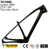 blocco per grafici della bicicletta della montagna della fibra del carbonio della rotella 15inch 19inch di 27.5er 29er