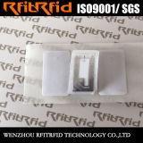 etiqueta elegante imprimible de la voz pasiva RFID RFID de 13.56MHz Ntag213 NFC