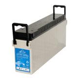 Front Terminal Deep Cicle Batterie au plomb acide pour Telecom 12V 100ah