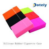 Silikon-Gummi-Zigarettenetui-Satz-Halter