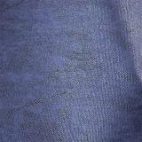 Ecologico impermeabilizzare il cuoio tessuto del Faux del tessuto per la mobilia delle borse
