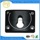 Различные типы меди части точности CNC подвергая механической обработке сделанной в Китае