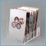 Los sostenedores/literatura del folleto de la encimera atormentan soportes de visualización