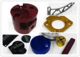 ロゴの真鍮かステンレス鋼またはアルミニウムハウジングの機械化の部品