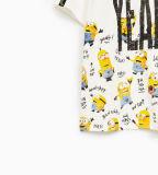 Camisa de T do menino feito sob encomenda com os sequazes impressos