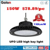 China-Hersteller Meanwell Philips SMD LED Highbay hohes Bucht-Licht der Lampen-130lm/W 150W LED
