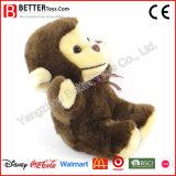 En71 박제 동물 아이 선물을%s 연약한 장난감 견면 벨벳 원숭이