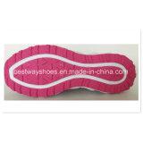 Новейшие женщин обувь удобную обувь с Flyknit скольжения