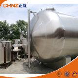Boven Tanks van de Opslag van het Water van het Roestvrij staal van de Grond de In het groot Vloeibare 100000 Liter