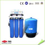 L'épurateur de l'eau de RO avec le GV de la CE reconnaissent