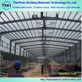 Los materiales de construcción de la casa de estructura de acero